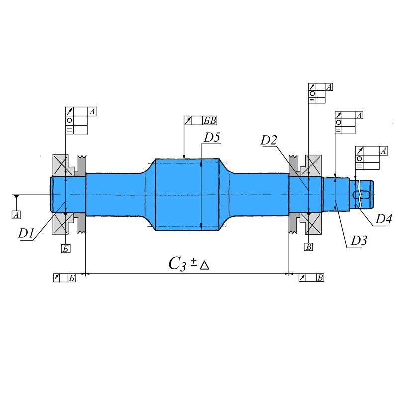 Требования по точности деталей червячной передачи